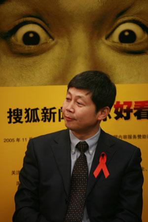 国务院防治艾滋病工作委员会办公室主任助理、中国疾病预防控制中心性病艾滋病预防控制中心副主任韩孟杰