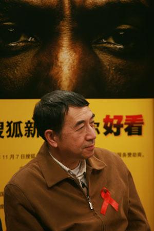 中国疾病预防控制中心艾滋病防治专家王若涛教授