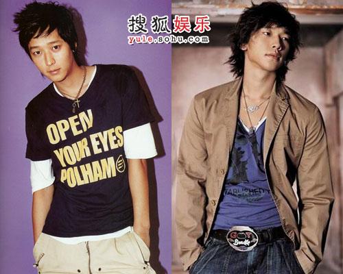 姜东元与RAIN