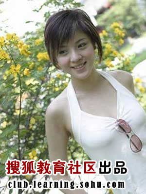 中国美女最多的31所大学组图