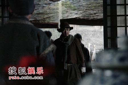 黄俊鹏在《天眼》中的剧照