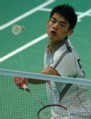 图文:[羽球]香港赛林丹2-0陶菲克 网上放小球