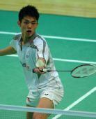图文:[羽球]香港赛林丹2-0陶菲克 小球PK