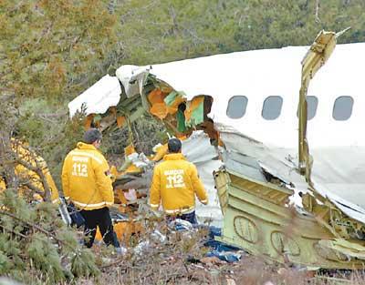 遇难者中没有中国人,官方排除天气和机械原因导致空难