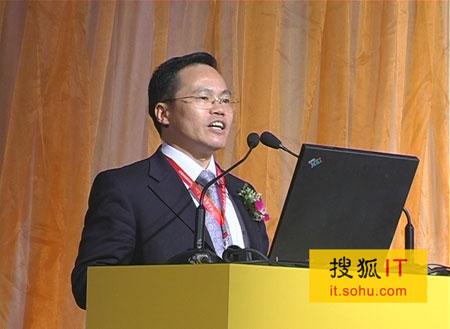 计算机世界传媒集团董事总裁刘九如