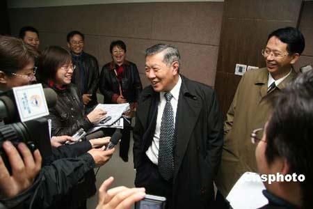 资料图片:美籍华人神探李昌钰。 中新社发 赵敬东 摄