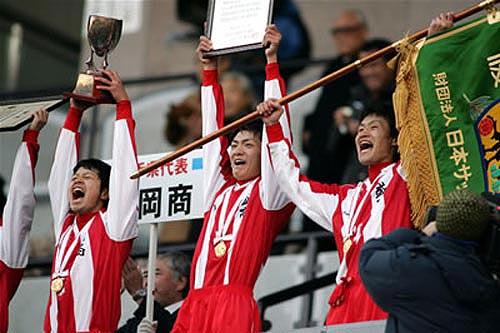 足球小将本纪-解密日本高中联赛