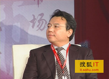 中软CEO、总裁陈宇红