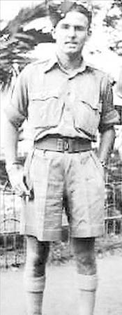 英国二战士兵、通信员亚历山大·罗斯