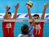 图文:男排世界杯 保加利亚胜阿根廷