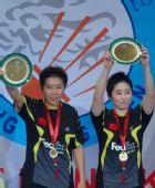 图文:中国香港公开赛落幕 于洋和杜婧获得冠军