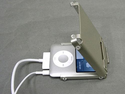 钢铁战士 iPod金属夹克冬季正合适(图)