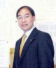 香港理工大学副校长(科研发展)兼中国科学院院士陈新滋。(数据图片;香港明报)