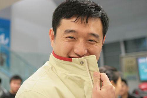 谭宗亮大摆pose