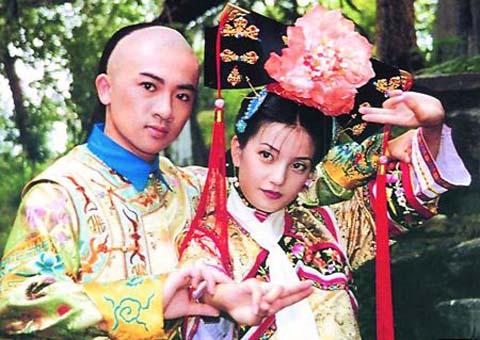 赵薇、林心如和苏有朋等人主演的《还珠格格》曾经红遍大江南北