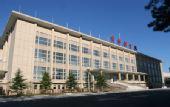 图文:首都体育馆改造竣工 西南角看首都体育馆