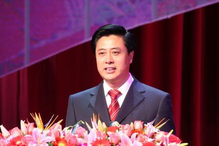 中国剧协董伟书记讲话