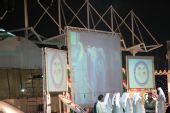 图文:2007射击亚锦赛开幕式精彩 简单的演出