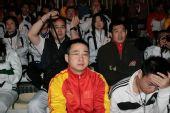 图文:2007射击亚锦赛开幕式精彩 中国代表团