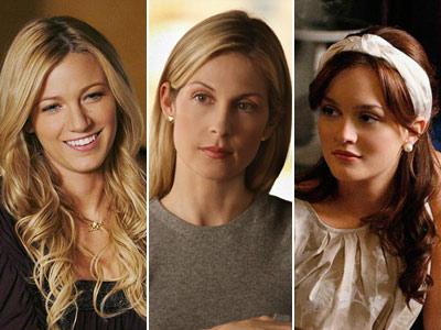 《绯闻少女》中几位女演员