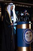 图文:2007射击亚锦赛开幕式精彩 萨巴赫致辞