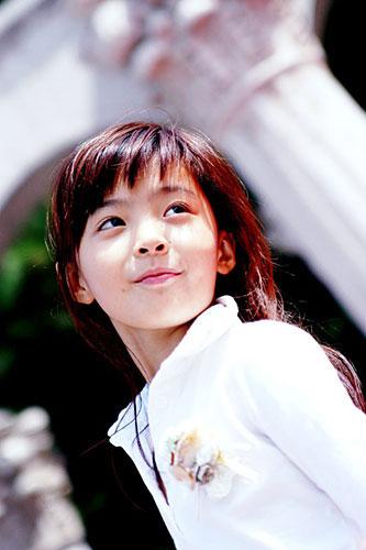 中国第一小美女模特