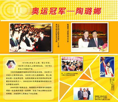 奥运:上海运动射击射箭中心教案语言陶璐娜小冠军荡秋千图文大班雪花与反思图片