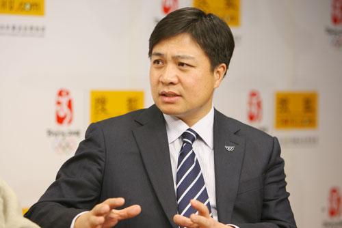 联想集团高级副总裁兼大中华及俄罗斯区总裁陈绍鹏
