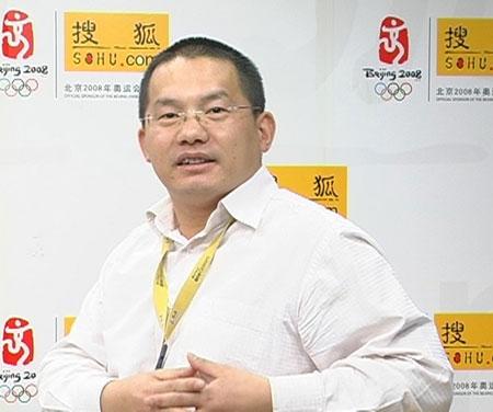 主持人:搜狐网总编助理 IT频道主编 阳光