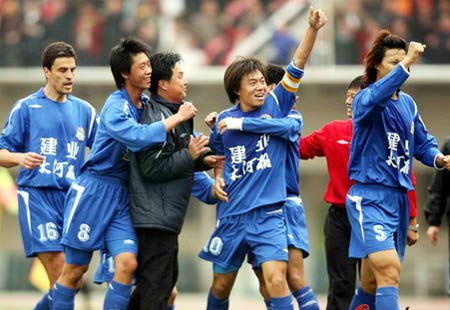 本赛季表现出色的吴昊很有可能加盟汉军