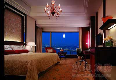 广州香格里拉大酒店行政套房