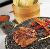 君悦凯菲厅午晚餐自助中式烧烤档