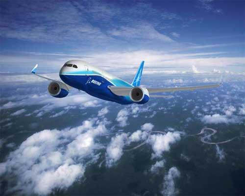 dreamliner),是波音公司最新型号的宽体中型客机,现时由波音民用飞机