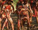 中国神秘的裸体部落