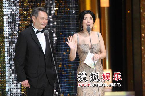 吴君如把得奖名单撕了 吓李安一跳