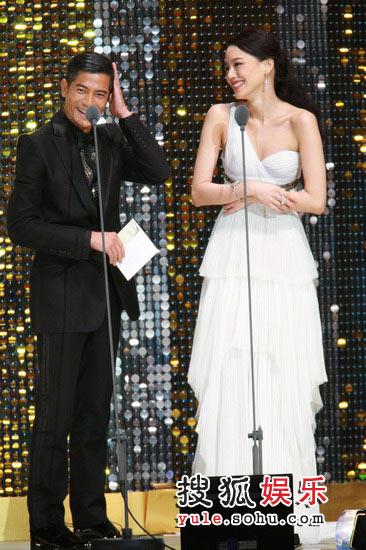 郭富城问舒淇最敬佩的导演是谁 舒淇称是侯孝贤