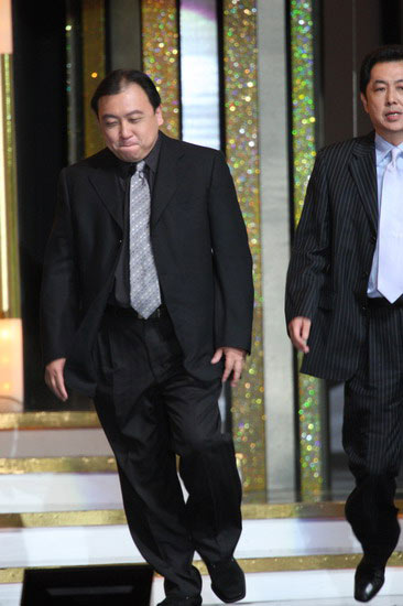 朱延平王晶颁观众票选最佳影片