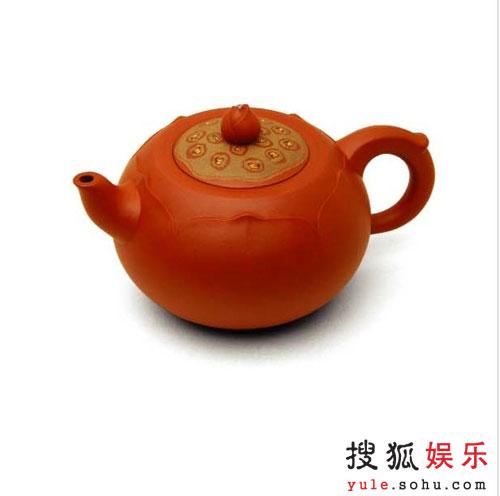 吕俊杰-《菩提》壶