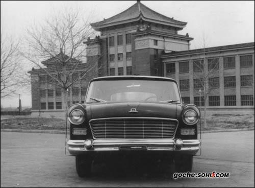个世纪的传奇 红旗车型历史大盘点高清图片