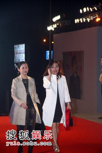 图:2007莱卡风尚大典 女星亮相红毯
