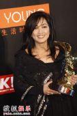 图:风尚大典 齐豫获台湾地区经典人物奖