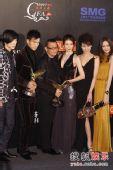 图:2007风尚大典 时尚人士合影记录美好时刻