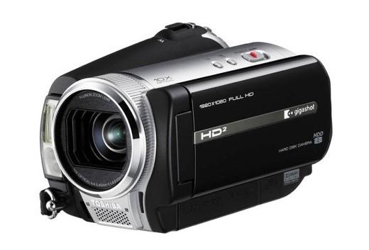 东芝高清硬盘摄像机旗舰产品A-100F