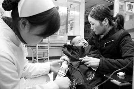 凡是符合条件的参保居民,都可按规定报销三种大病的费用(资料图)商报记者 王春胜/摄