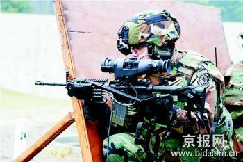 士兵突击数字化武装(组图)