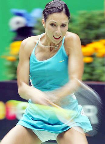 法网冠军米斯金娜