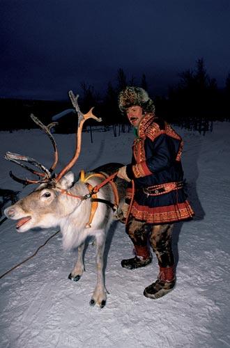 芬兰圣诞童话