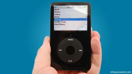 大牌云集排行榜 全球20强MP3岁末盘点