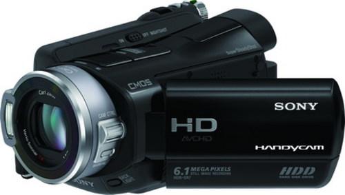 旅行袋里的摄像装备 5款硬盘高清DV推荐