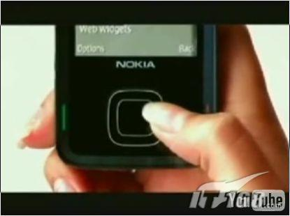 3.0英寸屏幕诺基亚800万像素N98曝光